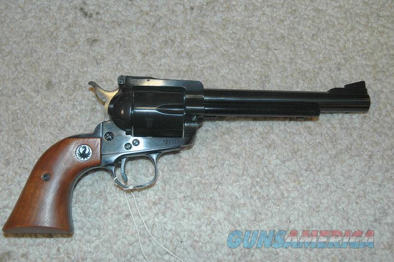 Ruger Blackhawk Mfg 1965 Unfired  Guns > Pistols > Ruger Single Action Revolvers > Blackhawk Type