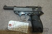 Walther P4 circa 1975  Guns > Pistols > Walther Pistols > Post WWII > P99/PPQ