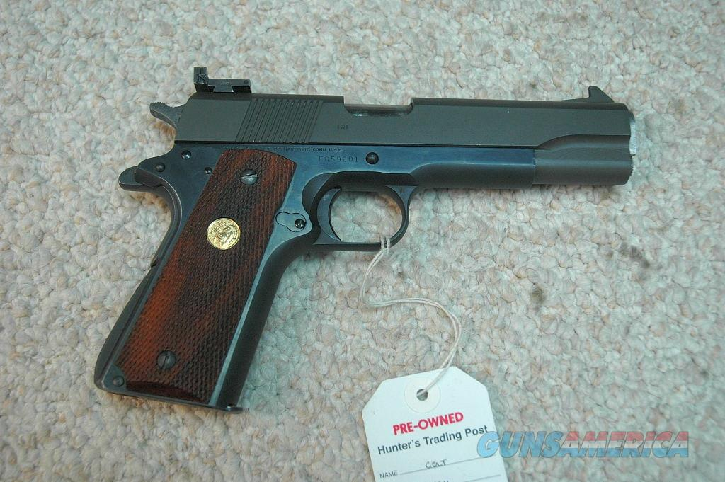 Colt 1911 w/ National Match Slide  Guns > Pistols > Colt Automatic Pistols (1911 & Var)