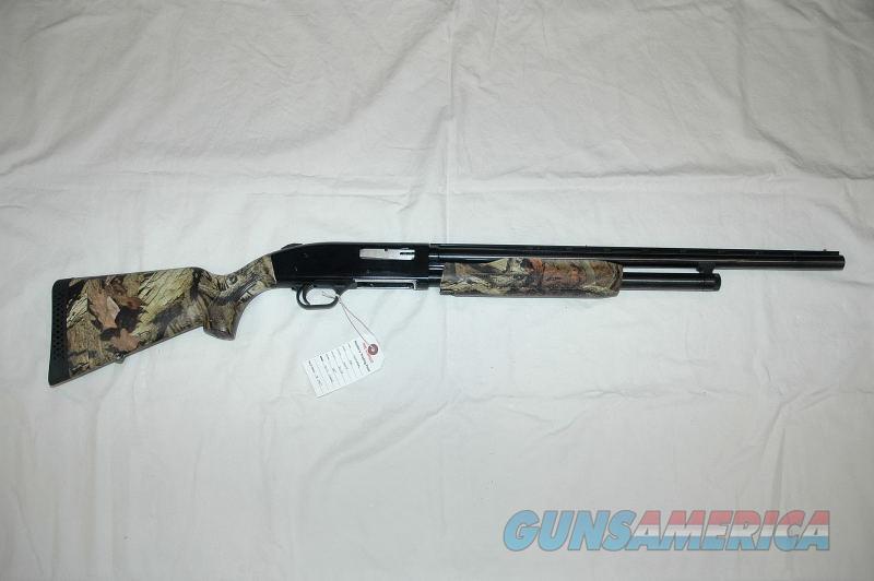 Mossberg 500 Camo Pump 20 Gauge  Guns > Shotguns > Mossberg Shotguns > Pump > Sporting