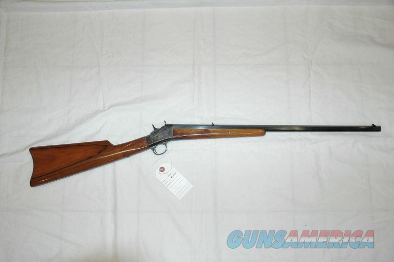 Remington #4 Single Shot 22 LR Restored  Guns > Rifles > Remington Rifles - Modern > .22 Rimfire Models