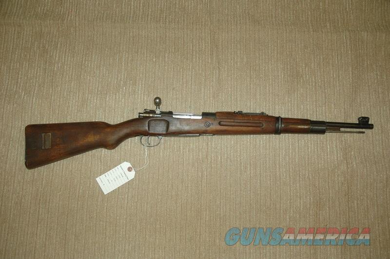 Mauser M49 Carbine Persian 8 MM  Guns > Rifles > Mauser Rifles > German