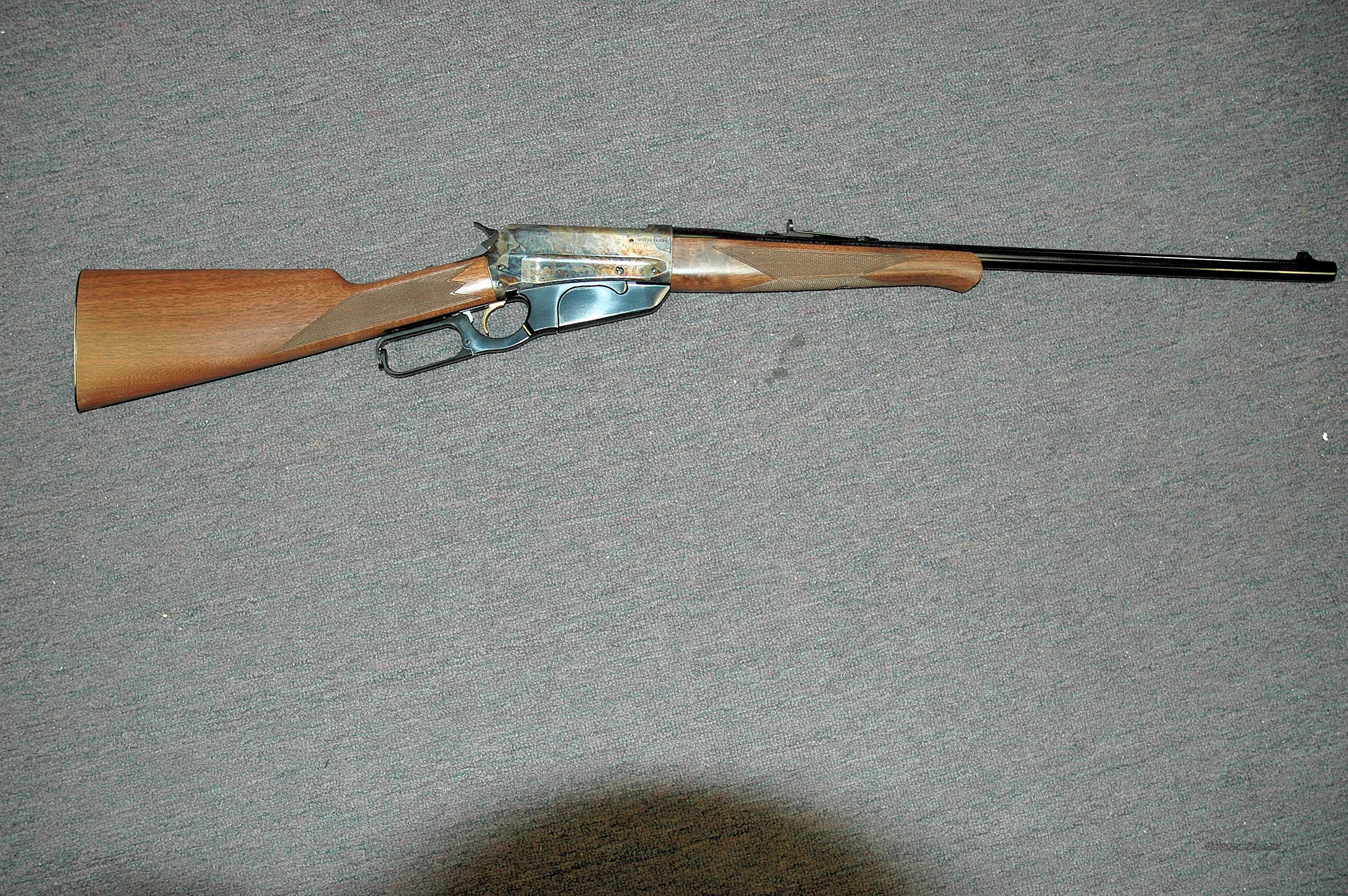 Winchester model 1895 Reproduction NIB .405 Caliber  Guns > Rifles > Winchester Rifles - Modern Lever > Other Lever > Post-64