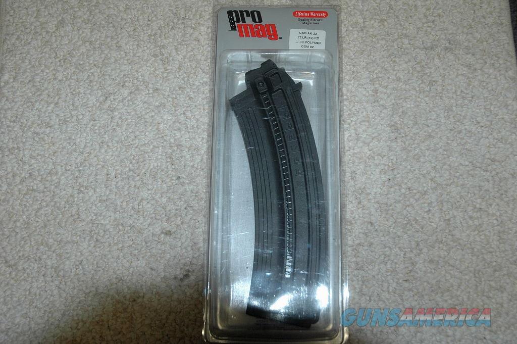 Pro Mag GSG AK-22 10-Round Magazine  Non-Guns > Magazines & Clips > Rifle Magazines > AK Family
