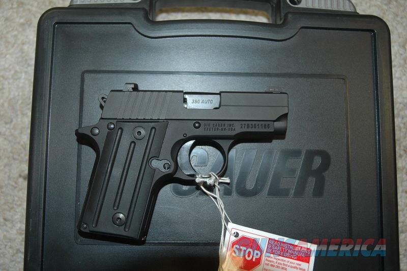 Sig Sauer P238 NItron NIB  Guns > Pistols > Sig - Sauer/Sigarms Pistols > P238