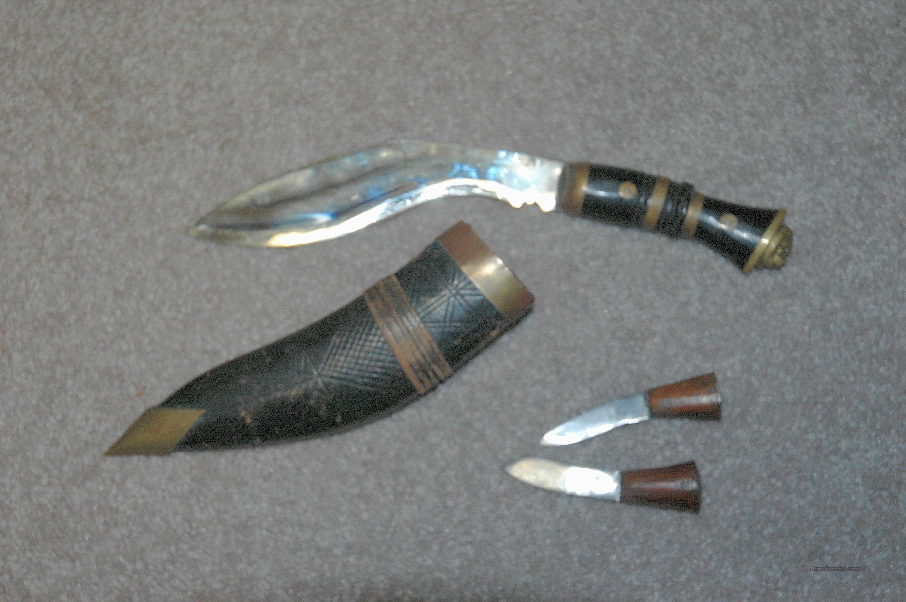 Indiam Made Ghurka Baby Knife  Non-Guns > Knives/Swords > Knives > Fixed Blade > Hand Made