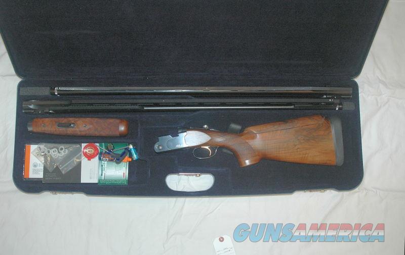 "Beretta 686 Onyx Pro Combo 32"" and 34"" BBLs  Guns > Shotguns > Beretta Shotguns > O/U > Trap/Skeet"