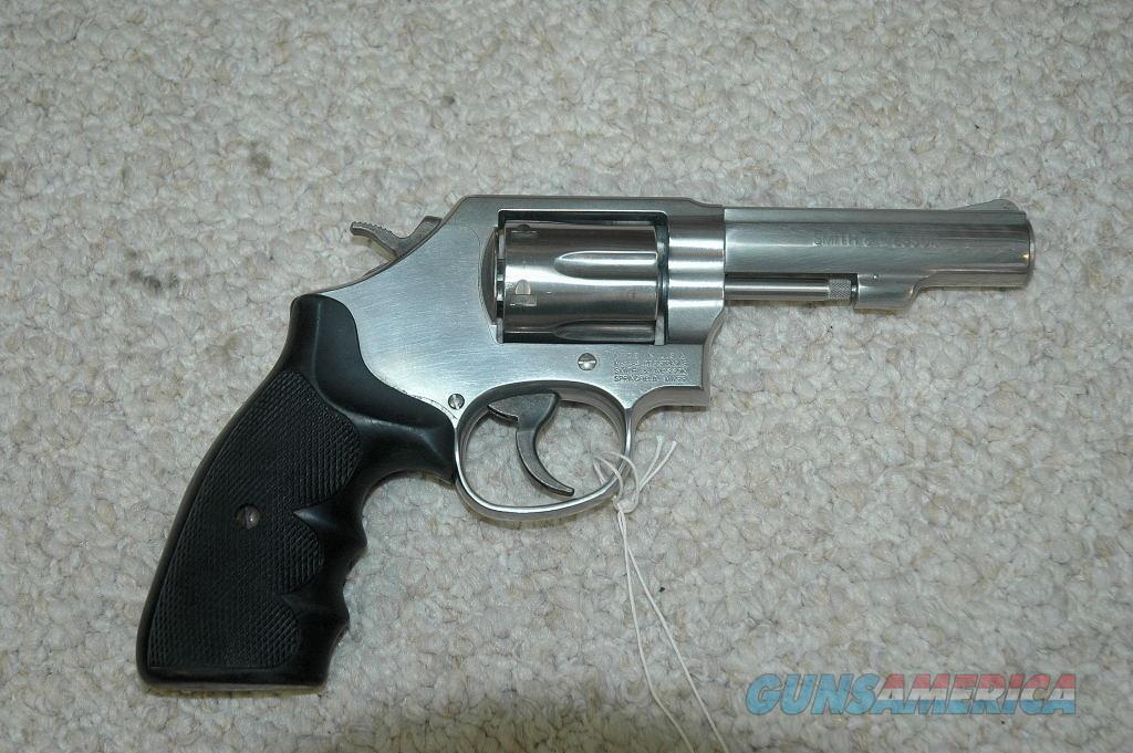 S&W 64-8 (great Cond)  Guns > Pistols > Smith & Wesson Revolvers > Full Frame Revolver