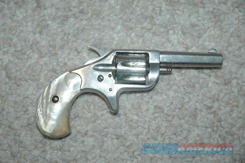 Colt New Line 32 Caliber Antique 2nd variation  Guns > Pistols > Antique (Pre-1899) Pistols - Ctg. Misc.