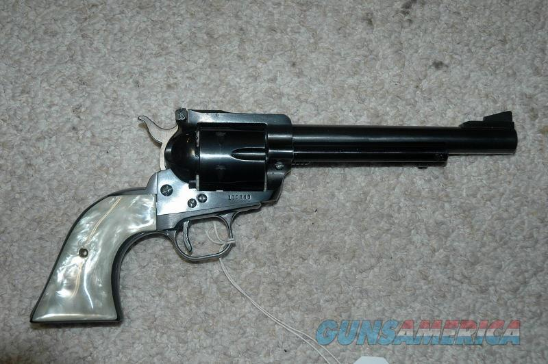 Ruger Blackhawk Mfg 1968 38/357 Mag  Guns > Pistols > Ruger Single Action Revolvers > Blackhawk Type