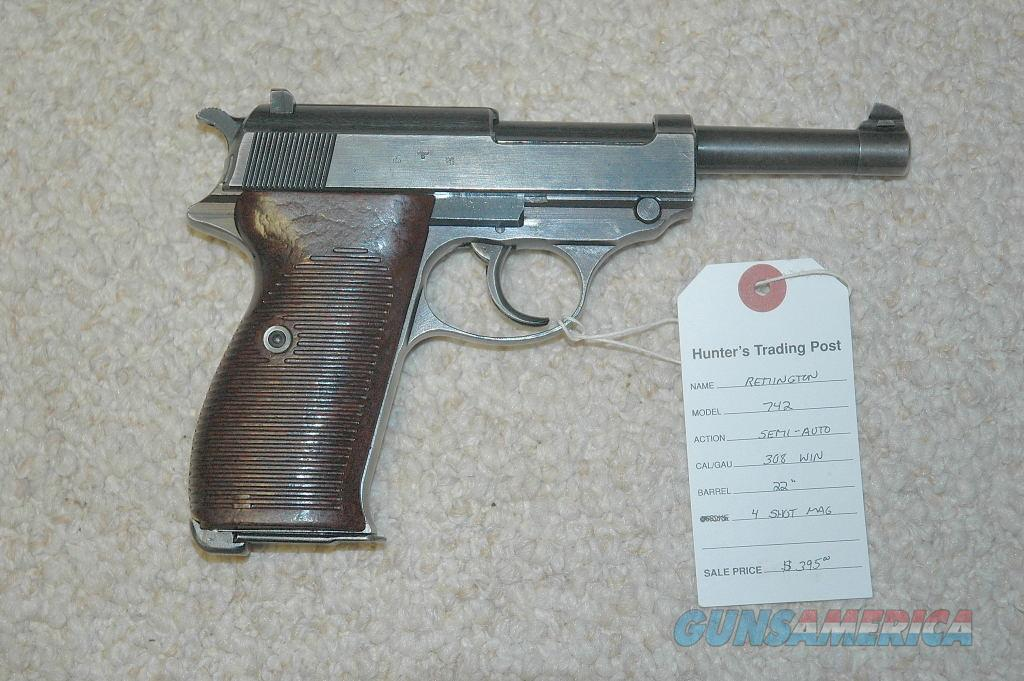 Walther P38 AC-43  Guns > Pistols > Walther Pistols > Pre-1945 > P-38