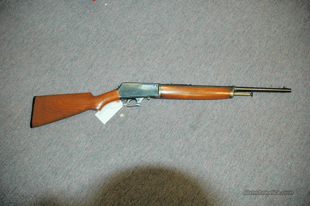 Winchester model 1907 SL 351 caliber  Guns > Rifles > Winchester Rifles - Modern Bolt/Auto/Single > Autoloaders