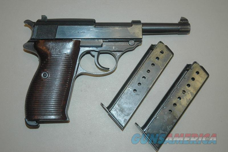 Walther P38 BYF 44 Excellent Condition  Non-Guns > Gun Parts > M16-AR15 > Upper Only