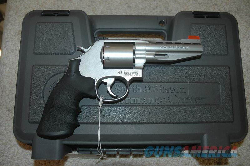 S&W 686 PC (11759) NIB  Guns > Pistols > Smith & Wesson Revolvers > Full Frame Revolver