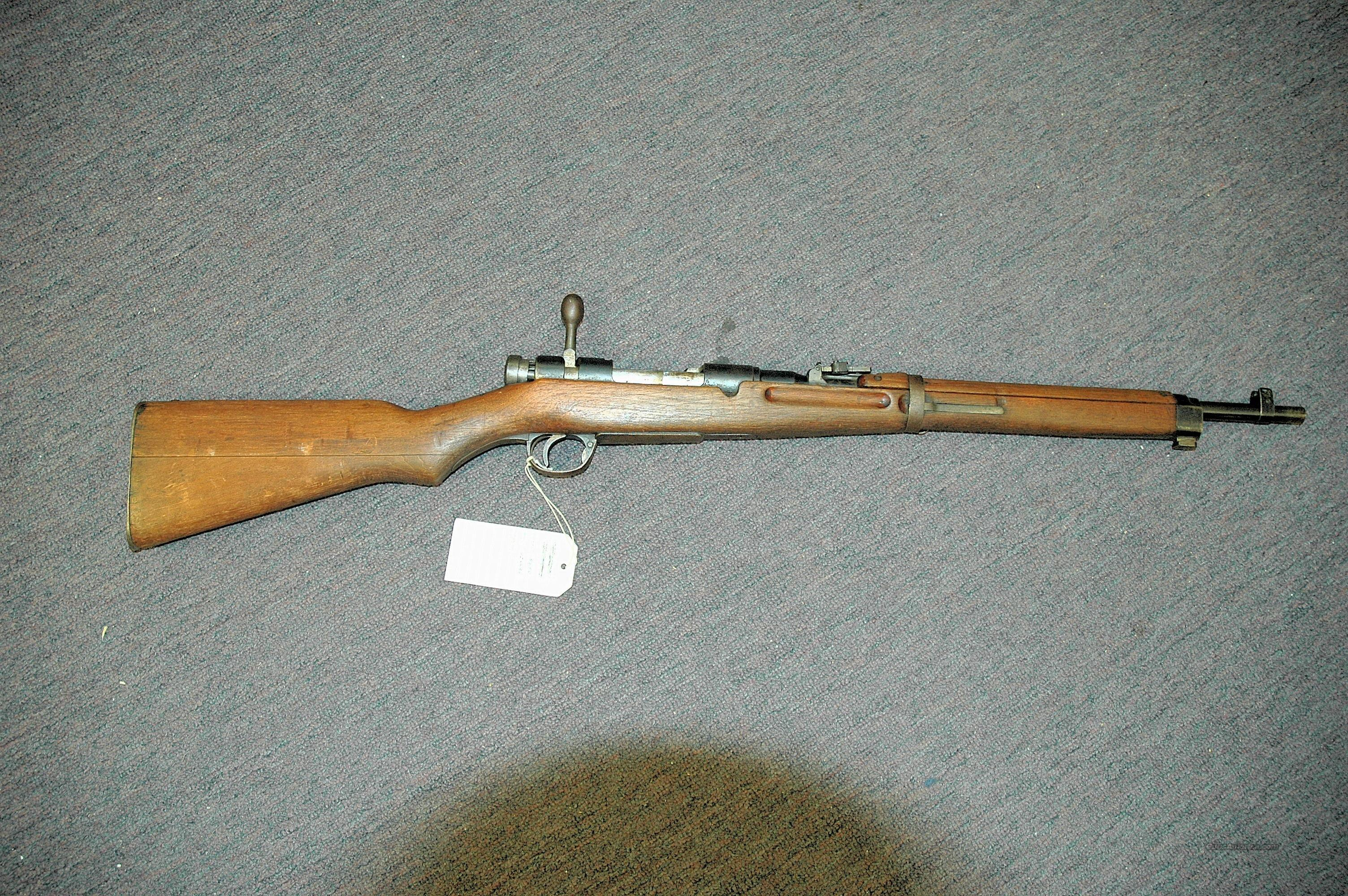 Arisaka Carbine model  Guns > Rifles > Military Misc. Rifles Non-US > Other
