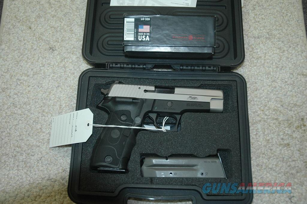 Sig Sauer P226 Used w/Crimson Trace Grips  Guns > Pistols > Sig - Sauer/Sigarms Pistols > P226