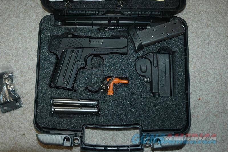 Sig Sauer P238 Nitron w/3 Mags  Guns > Pistols > Sig - Sauer/Sigarms Pistols > P238