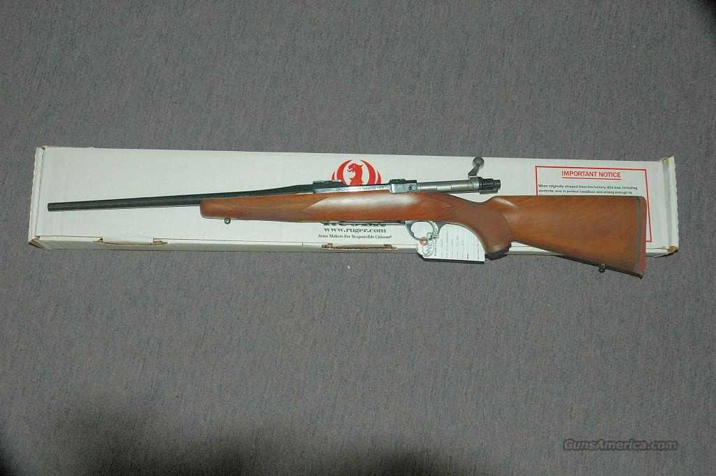 Ruger M77 Hawkeye (.243 Win)  Guns > Rifles > Ruger Rifles > Model 77