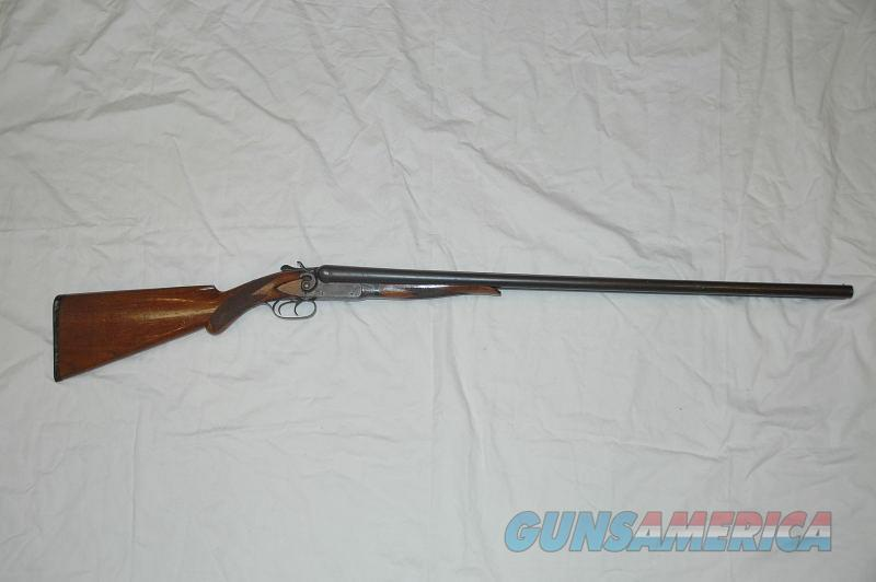 Ithaca Quality A SxS Antique Shotgun 12 Gauge  Guns > Shotguns > Antique (Pre-1899) Shotguns - Misc.