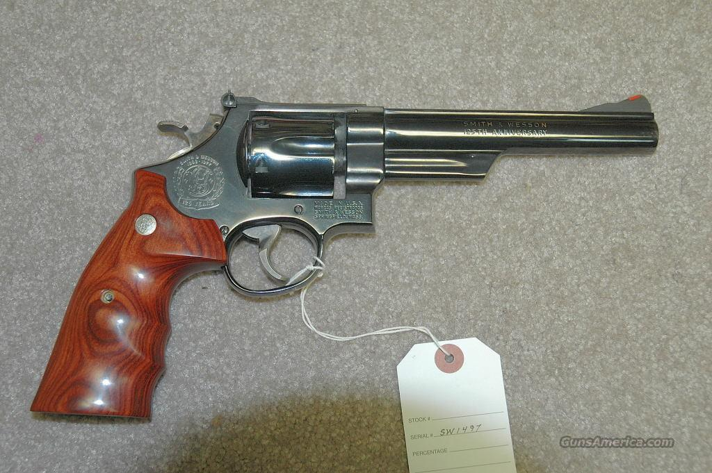S&W model 25-3 (45 LC)  Guns > Pistols > Smith & Wesson Revolvers > Full Frame Revolver