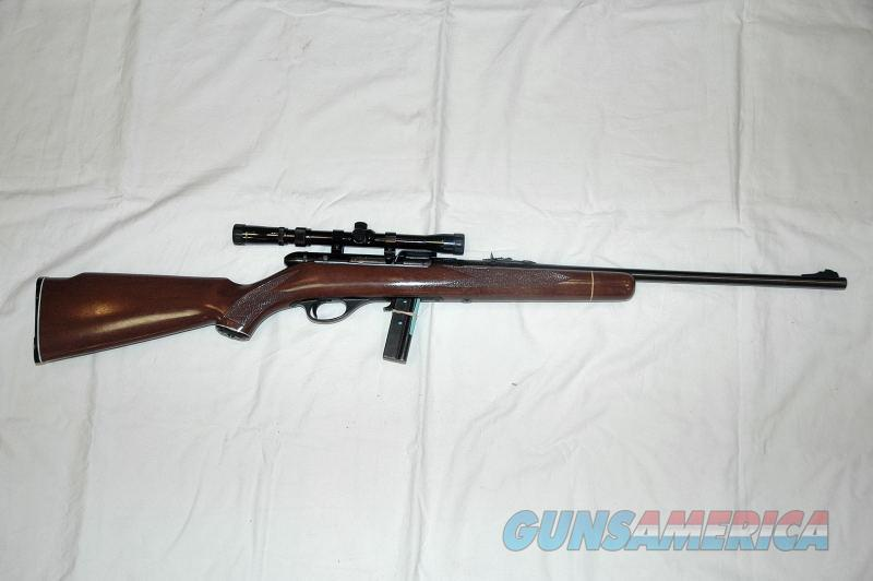 Squires Bingham 20 w/Scope 22 LR  Guns > Rifles > S Misc Rifles