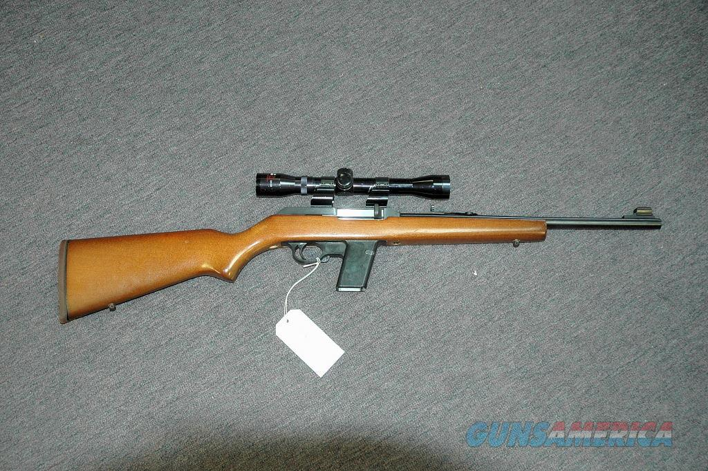 Marlin Camp 9  Guns > Rifles > Marlin Rifles > Modern > Semi-auto