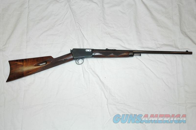 Winchester 1903 Re-blued 22 Win Auto  Guns > Rifles > Winchester Rifles - Modern Bolt/Auto/Single > Autoloaders