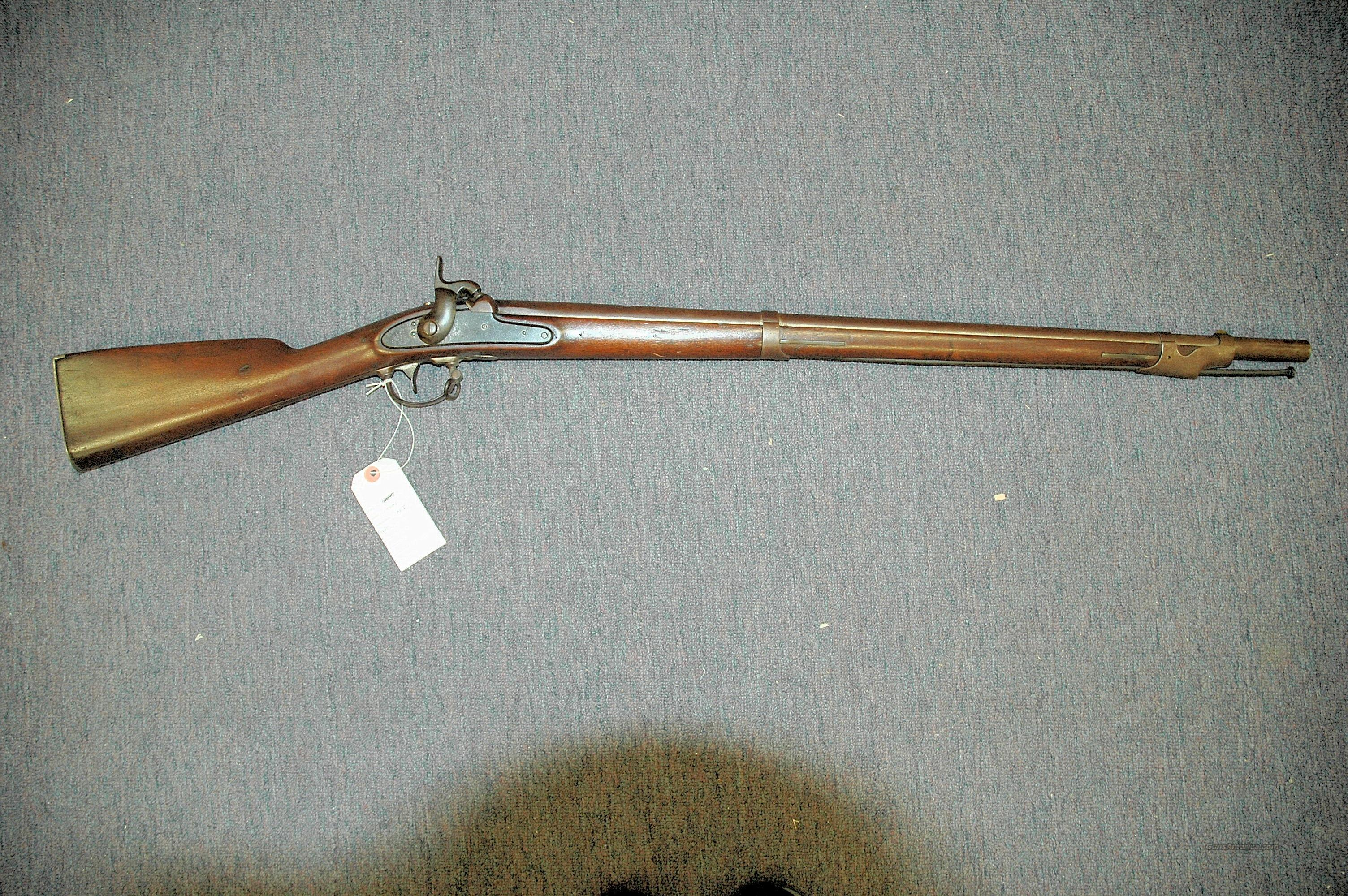 Harpers Ferry 1842 Musket  Guns > Rifles > Antique (Pre-1899) Rifles - Perc. Misc.