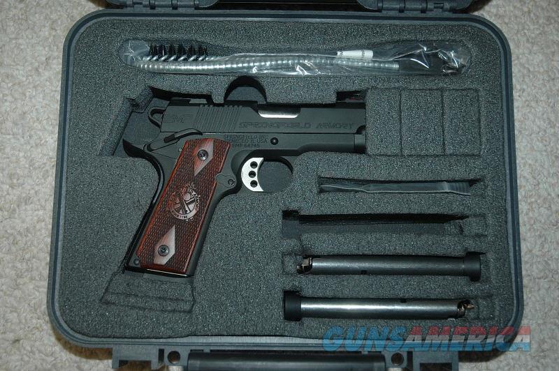 Springfield EMP W/ 3 Mags  Guns > Pistols > Springfield Armory Pistols > 1911 Type