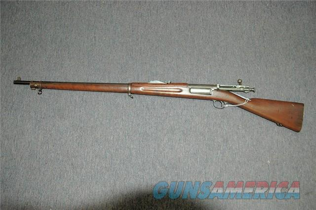 Springfield 1898 (Mfg 1899)  Guns > Rifles > Military Misc. Rifles US > Krag-Jorgenson