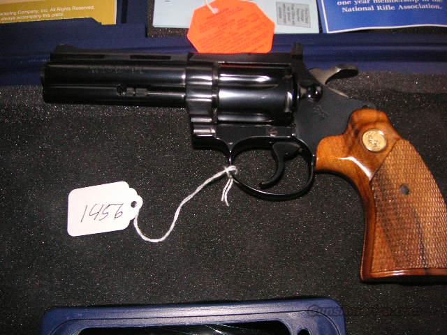 Diamondback 38 Cased with all Papers LNIB  Guns > Pistols > Colt Double Action Revolvers- Modern