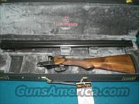 "SxS 1938 72 YEARS OLD 12GA 27 5/8"" KRUPPS BARRELS  Beretta Shotguns > SxS"