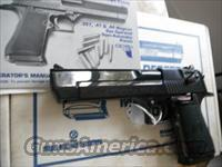 DESERT EAGLE 44 ISRAEL POLISHED BLUE MASS OK  Desert Eagle/IMI Pistols > Desert Eagle