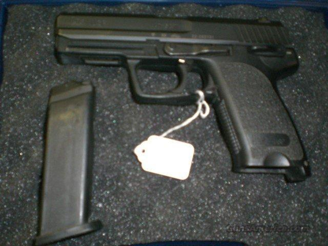 USP 40 Decocker Cased MA OK  Guns > Pistols > Heckler & Koch Pistols