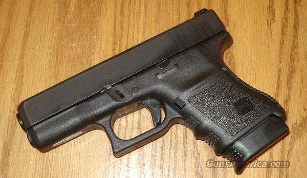 GLOCK 30 W/ADJ SIGHTS CASED MASS OK  Guns > Pistols > Glock Pistols > 29/30/36