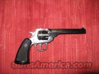 Harrington & Richardson 38 S&W  Guns > Pistols > Harrington & Richardson Pistols