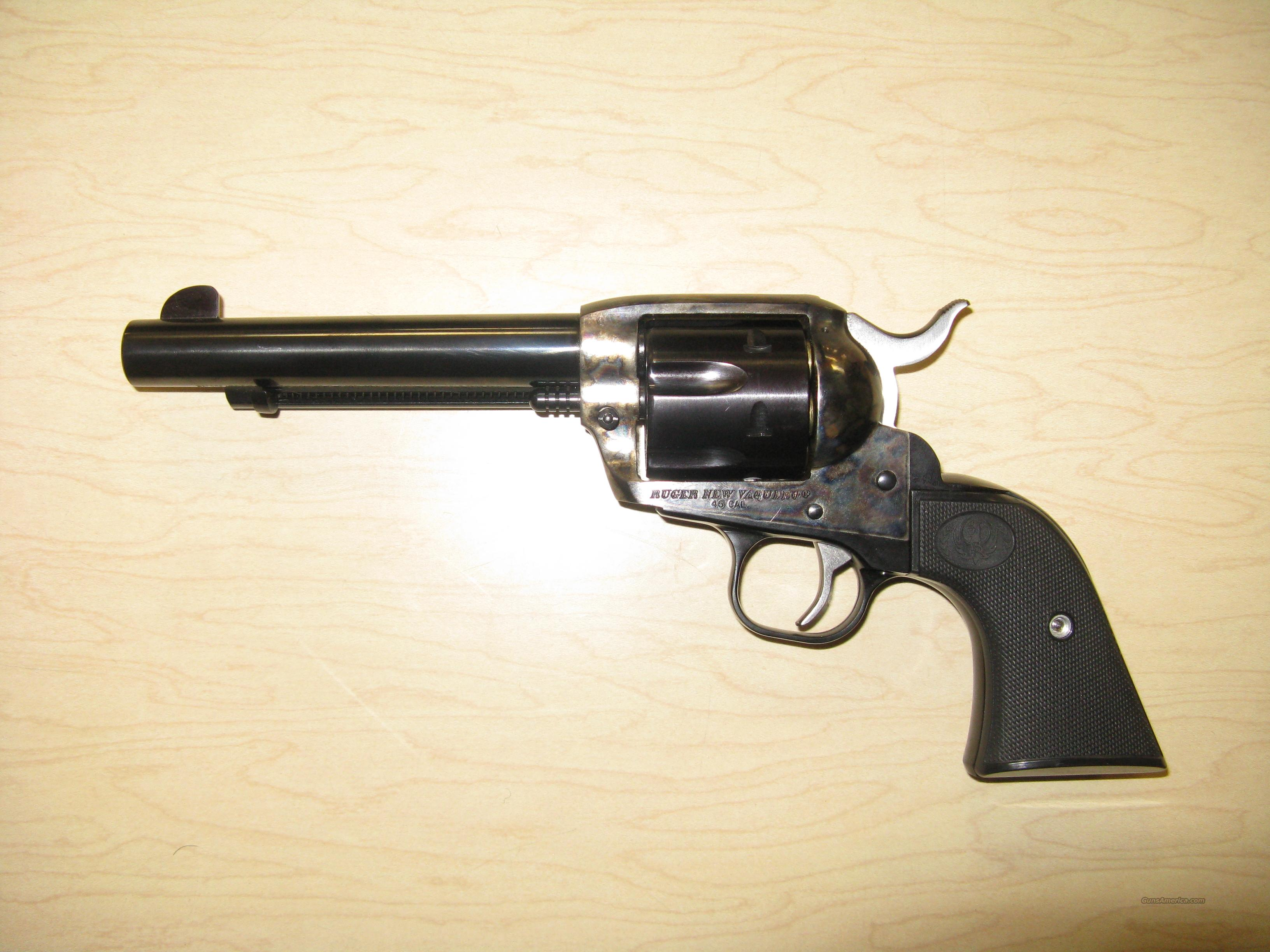 Ruger 45 Long Colt   Guns > Pistols > Ruger Single Action Revolvers > Cowboy Action