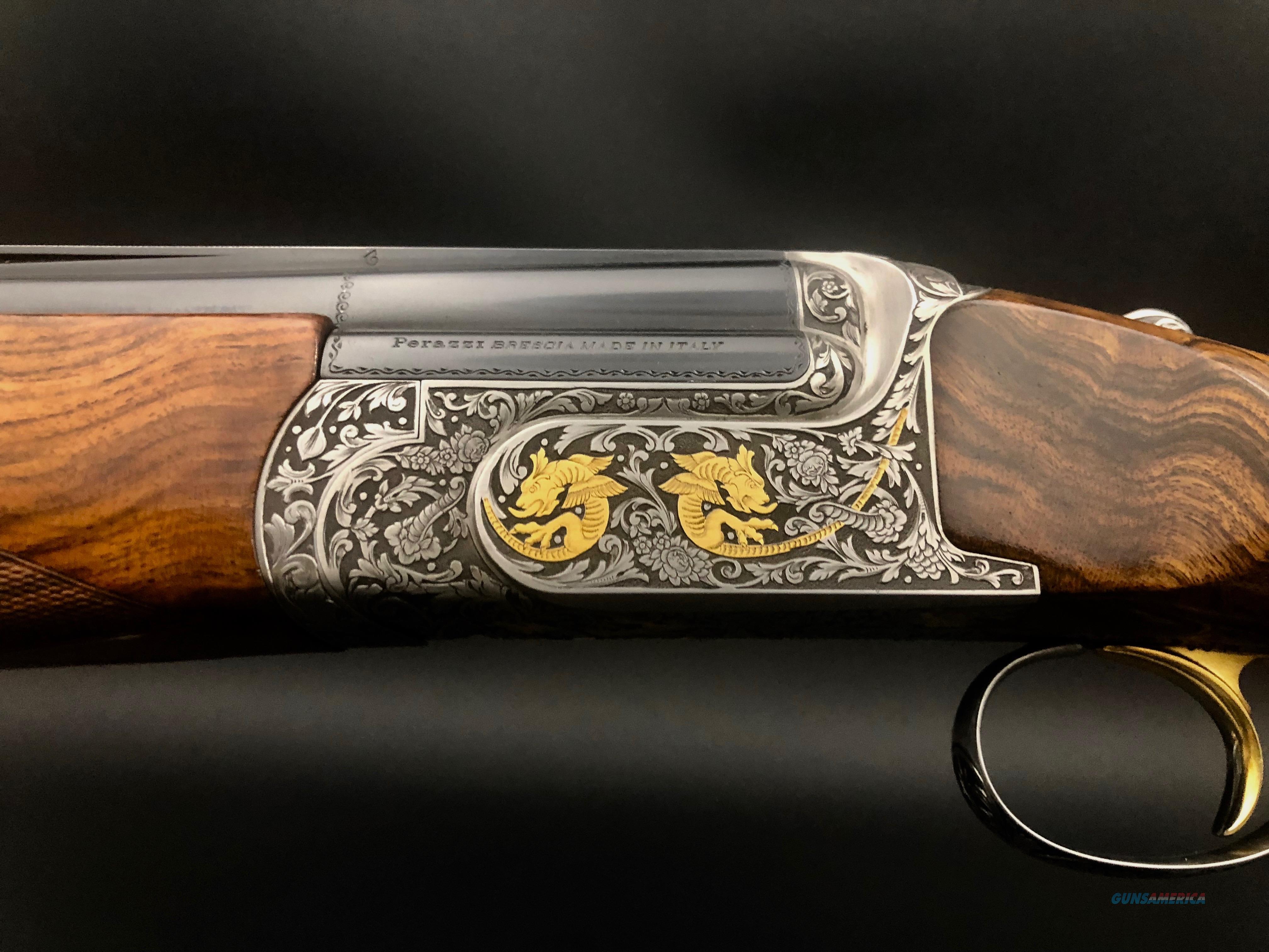 Perazzi SCO Gold  Guns > Shotguns > Perazzi Shotguns