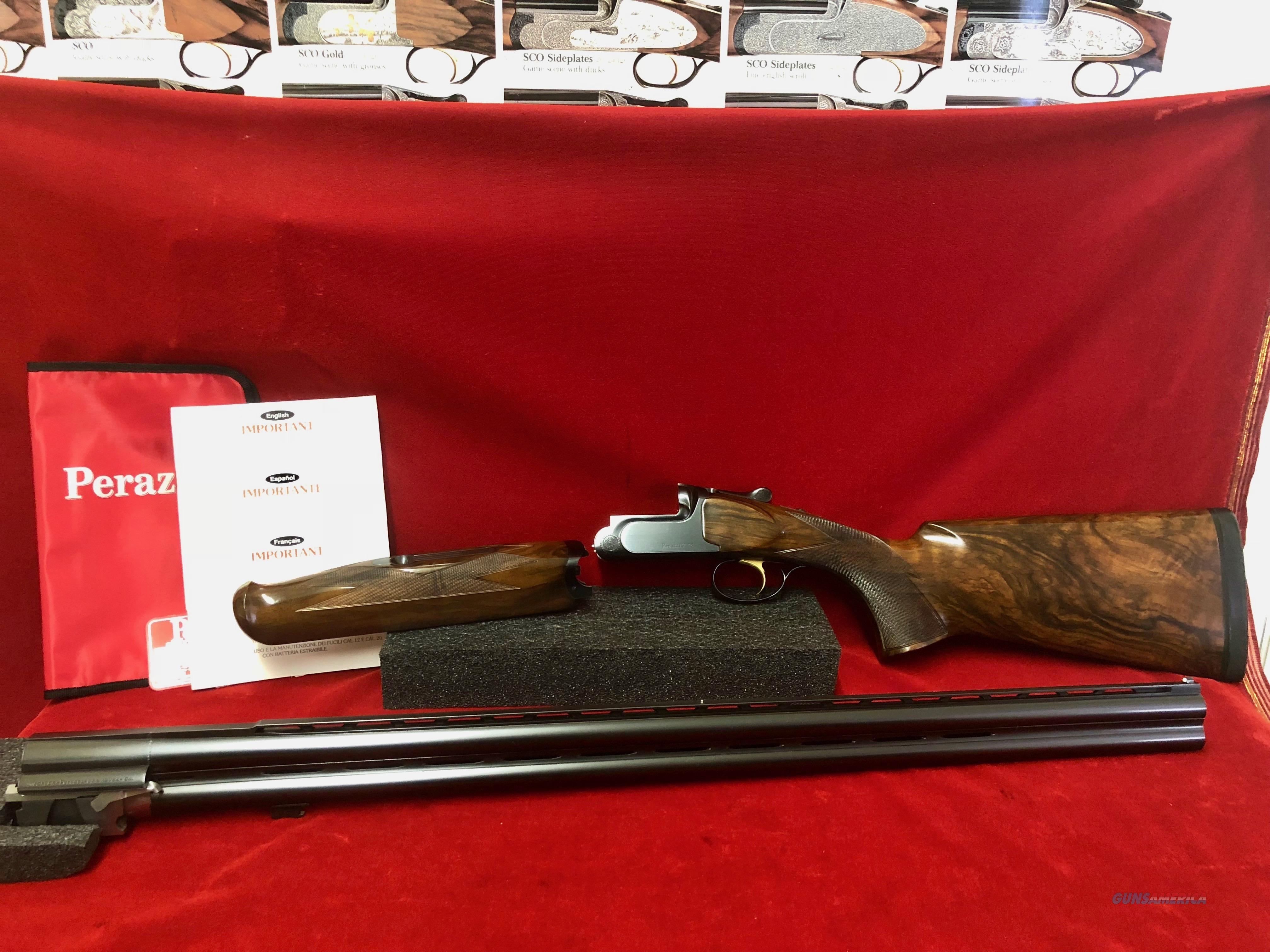 Perazzi MX8 with baby step rib barrel SCO wood  Guns > Shotguns > Perazzi Shotguns