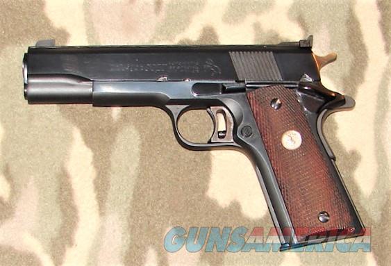 Colt NM 38 Spl. MR  Guns > Pistols > Colt Automatic Pistols (1911 & Var)