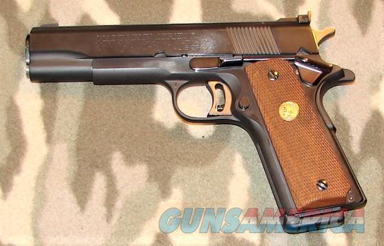 Colt GCNM Series 70   Guns > Pistols > Colt Automatic Pistols (1911 & Var)