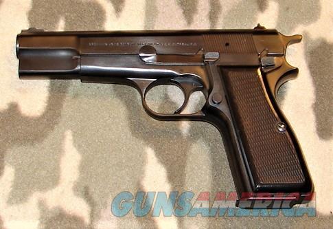 Browning High Power  Guns > Pistols > Browning Pistols > Hi Power