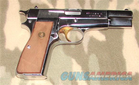 Browning Centennial Hi Power  Guns > Pistols > Browning Pistols > Hi Power
