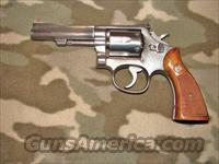 Smith & Wesson 67-1  Smith & Wesson Revolvers > Full Frame Revolver