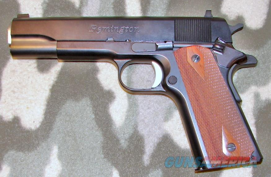 Remington 1911 R1  Guns > Pistols > Remington Pistols - Modern > 1911