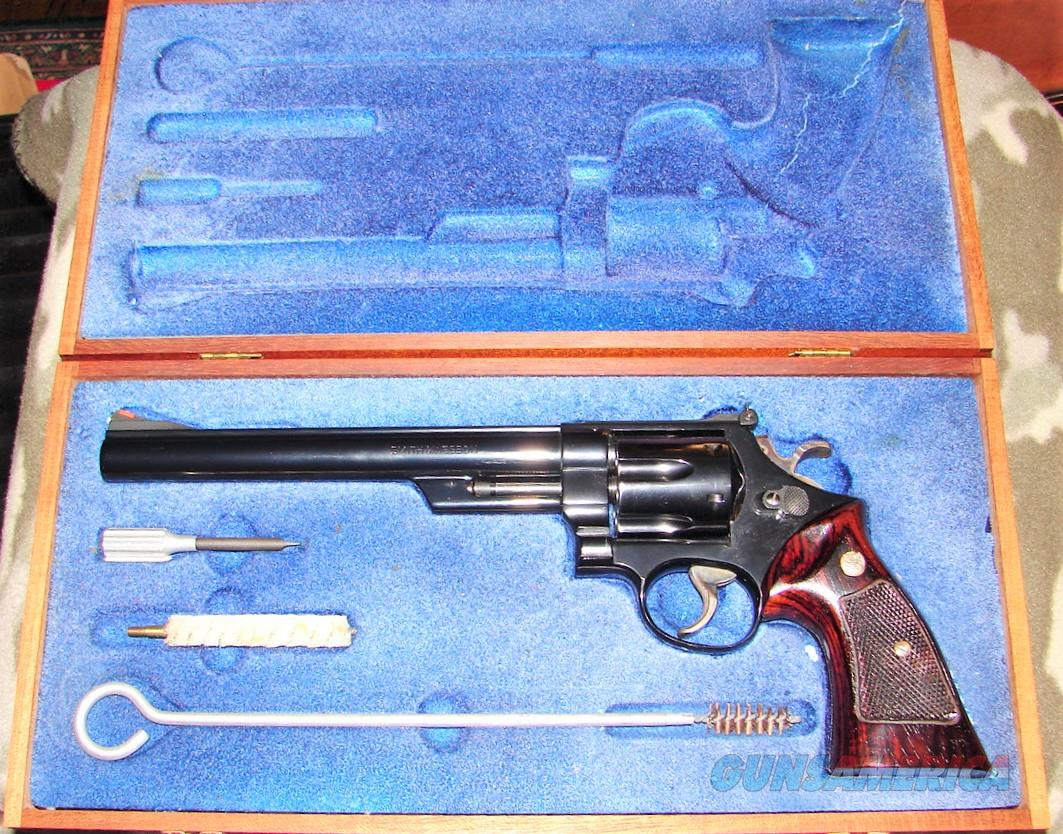 Smith & Wesson 29-1  Guns > Pistols > Smith & Wesson Revolvers > Full Frame Revolver