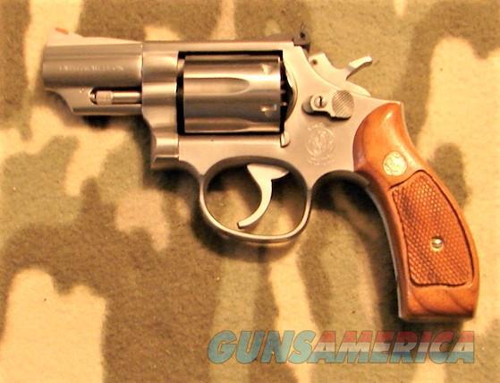 Smith & Wesson 66-2   Guns > Pistols > Smith & Wesson Revolvers > Med. Frame ( K/L )