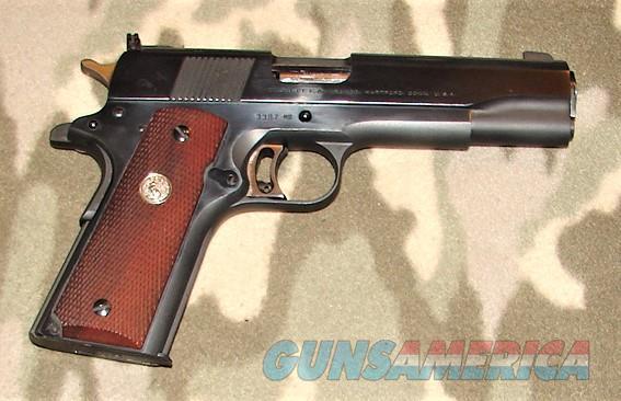 Colt NM Mid Range  Guns > Pistols > Colt Automatic Pistols (1911 & Var)