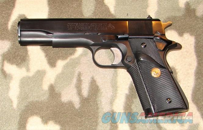 Colt Government Model  Ser 70  Guns > Pistols > Colt Automatic Pistols (1911 & Var)