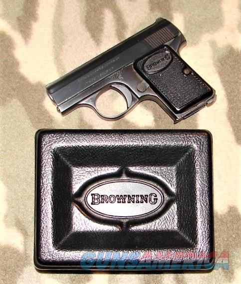 Browning Baby  Guns > Pistols > Browning Pistols > Baby Browning